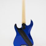 Stewart Guitars Stow-Away Blue connected back